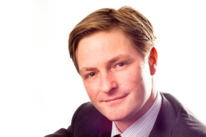 Karsten Winther, Vice President Sales EMEA bei NEC Display Solutions