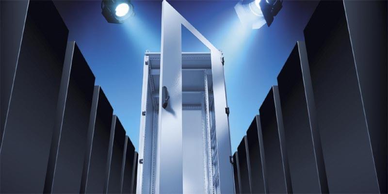Schäfer IT-Systems präsentiert neue Serverschränke