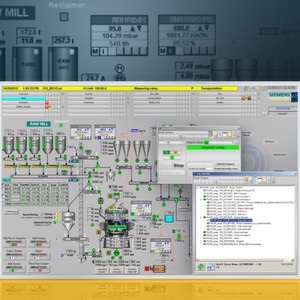 The Siemens Industry Automation Division has added a host of new functions to Version 8.0 of its Cemat process control system for the cement, mining and related industries.