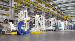 Heller's production plant is gearing up for deliveries to tool and mould makers, too.