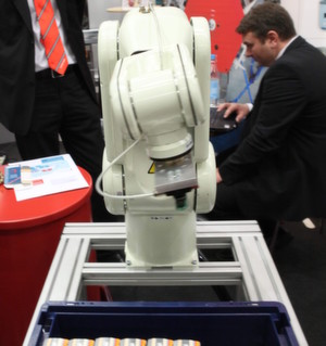 Already in 2011, the Powtech attracted professionals from food, pharam and mechanical process technologies.