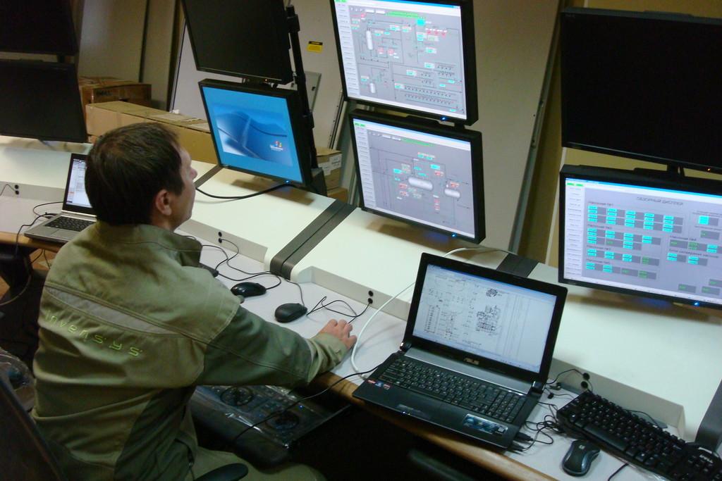 Im Rahmen des Multimillionen-Vetrages liefert Invensys Automations ...