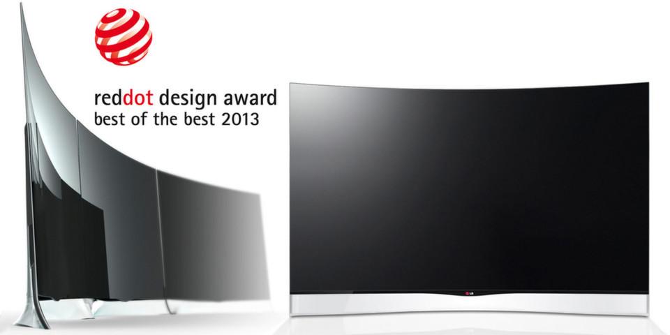 Produkt Highligts Von Lg Mit Red Dot Und If Design Awards