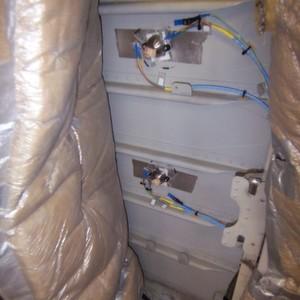 Flugzeug-Sensoren brauchen weder Batterie noch Kabel