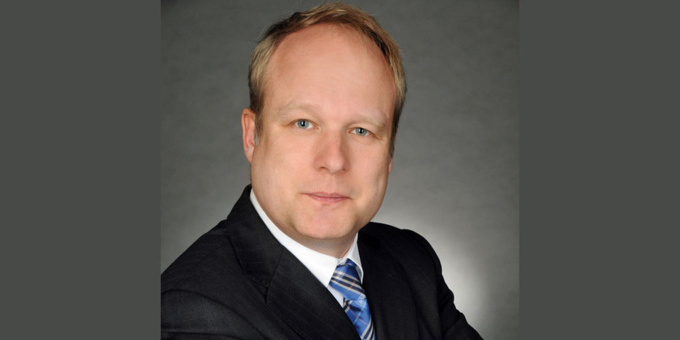 Dr. Thore Rabe, Senior Director Speciality Sales Germany bei EMC Deutschland
