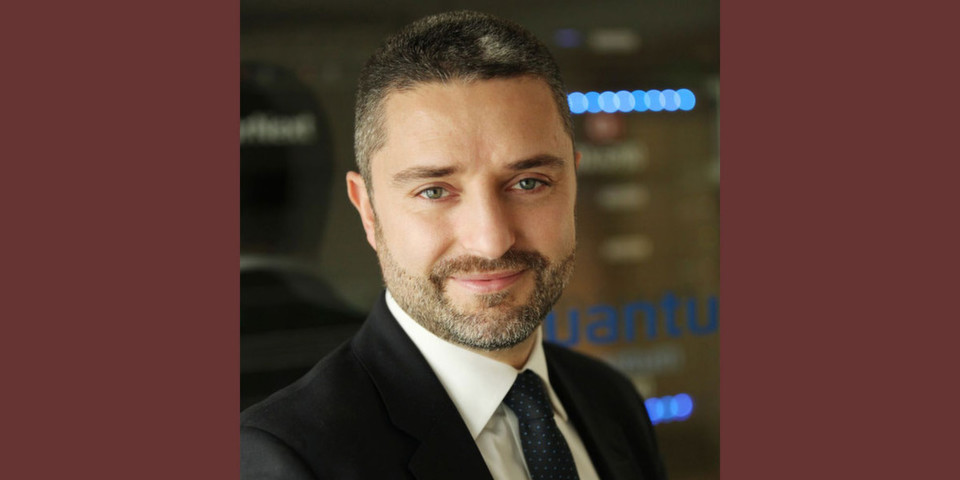 Stephane Estevez, Senior Product Marketing Manager EMEA/APAC bei Quantum