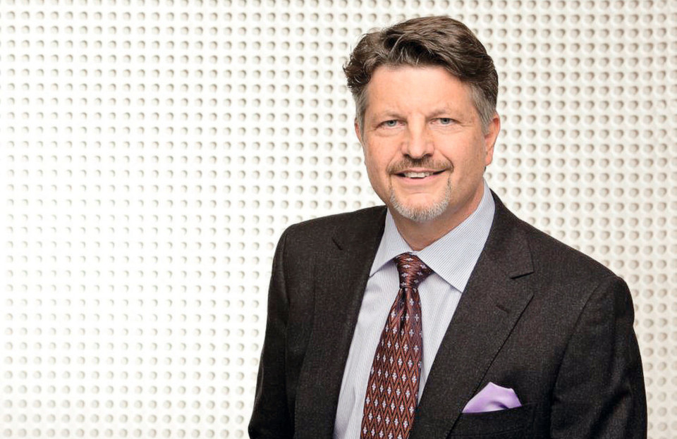 Thomas von Baross ist Vice President Central and Eastern Europe bei D-Link.