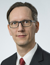 Sascha Schwarz, Head of Business Transformation bei Infosys.