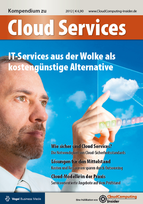 IT-Services aus der Wolke kostengünstige Alternative