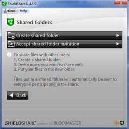 Managed File Transfer mit BlockMaster ShieldShare
