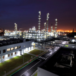 Lanxess opens Asia's most advanced butyl rubber plant