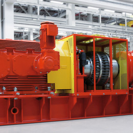 Industrial Gear Units and Services for Heavy Duty Applications