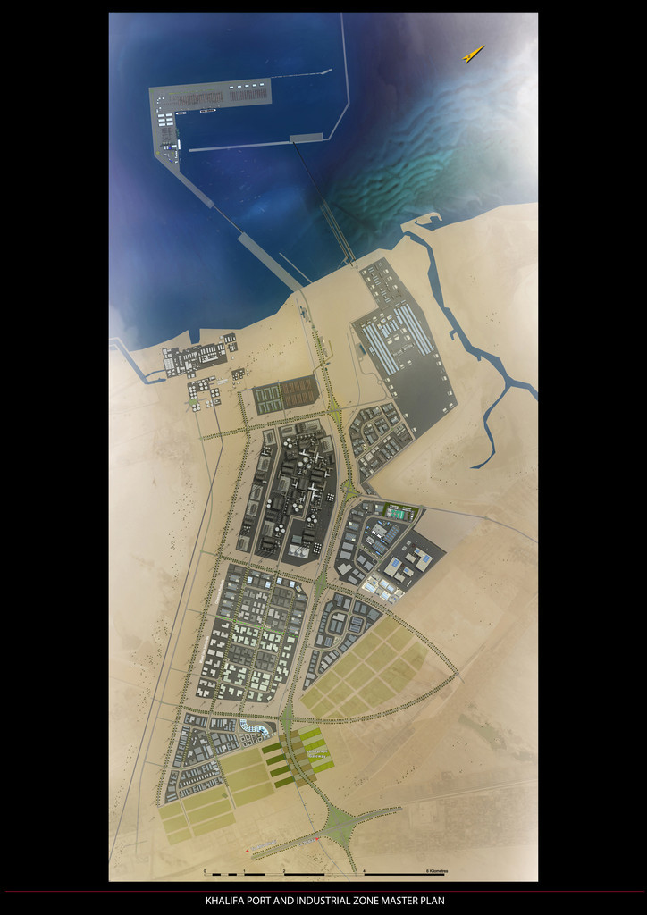 Pictures: Abu Dhabi: Kizad Industrial Zone Offers New