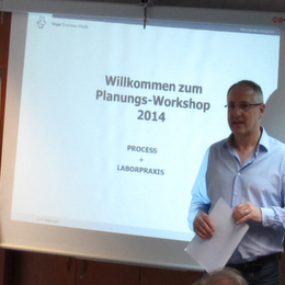 PROC/LP Planungs-Workshop 2014