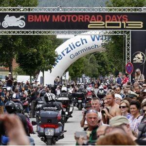 Echtes Kaiserwetter Fur 40 000 Fans Auf Den Bmw Motorrad Days 2019