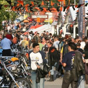 Harley-Davidson: Internationales Motorradevent in Faak