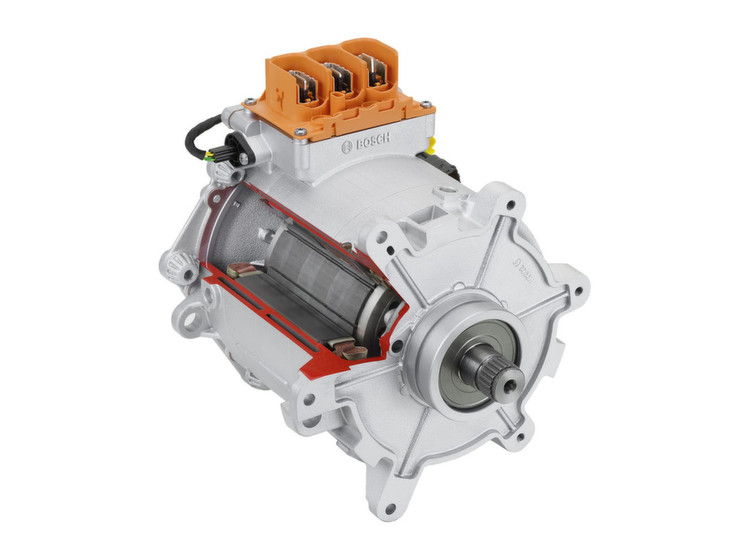 Der Elektromotor Smg180 120 Ist Ein Kompaktes Kraftpaket