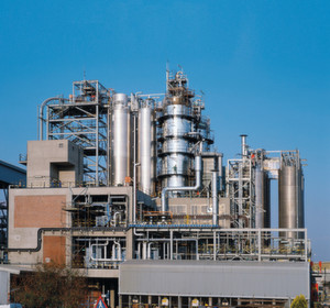 Example of a successfully revamped polymer plant for Sasol in South Africa.