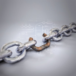 The (Process) Chain Breaks at the Weakest Link