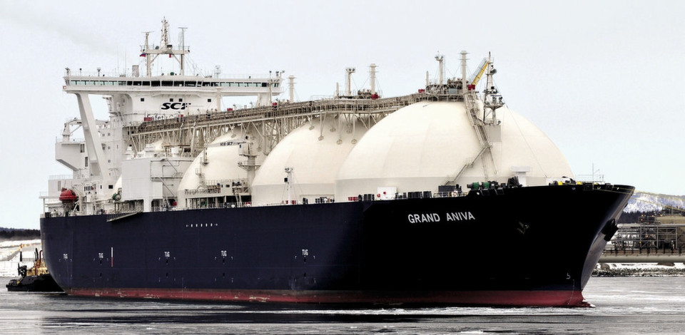On course for success: The Russian LNG carrier Grand Aniva carries gas from Sakhalin to Japan. Laboratory Information Management Systems (LIMS) help companies to comply with regulations and boost productivity.