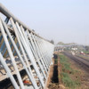 India's first Elevated, Triangulated Gallery Overland Conveyor System