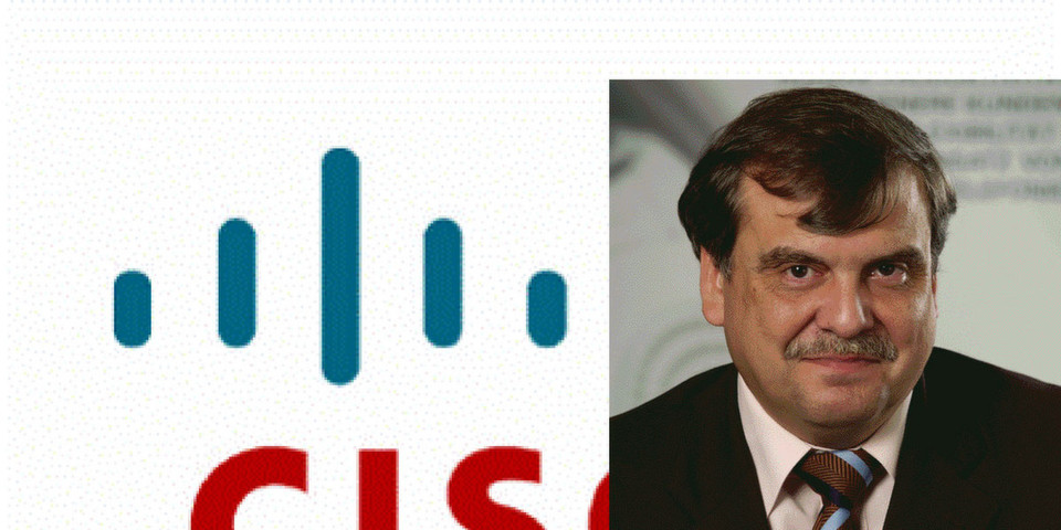 Ulrich Hamm, Consulting System Engineer Datacenter bei Cisco Deutschland