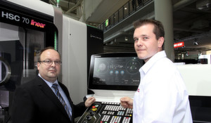 German desire for intelligent production drives machine tool