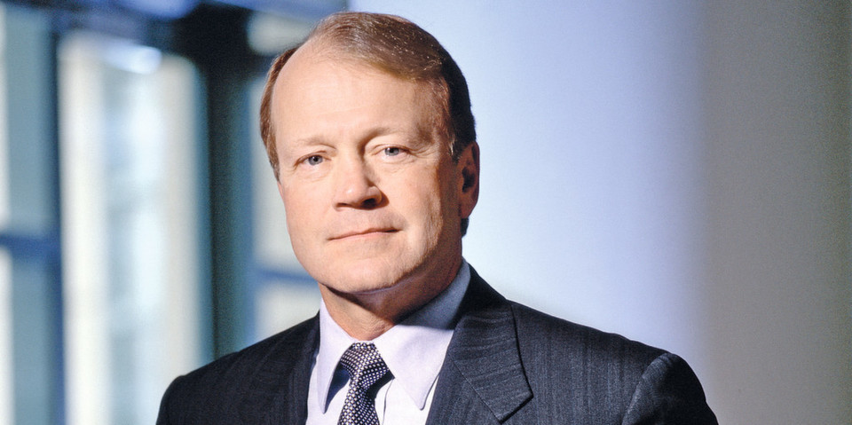 John Chambers, CEO bei Cisco.
