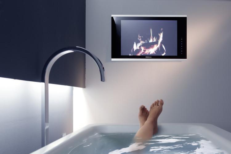 Der Waterscreen-Fernseher aus dem Hause Repabad (www.repabad.com ...
