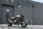 XJR 1300 Project X by Deus.