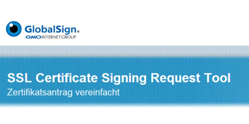 Gratis CSR-Generator für SSL-Zertifikate