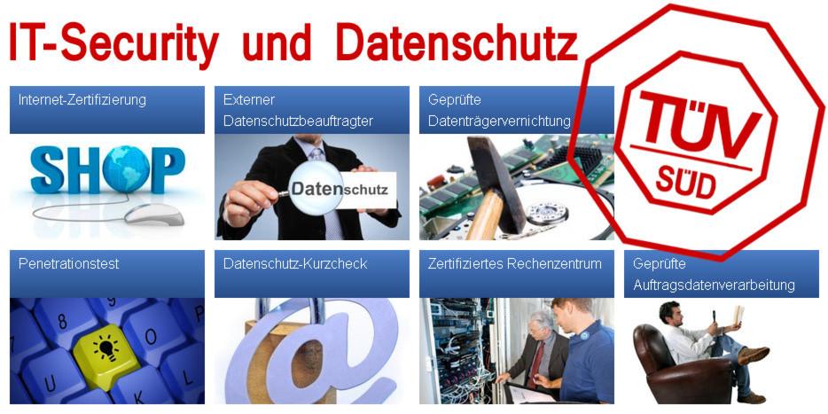 IT-Forensik und Datacenter-Zertifizierung durch Externe