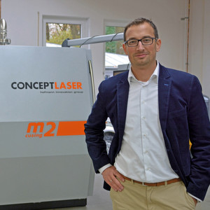 Florian Bechmann, head of development, expects the centre to help create new products.