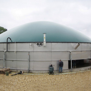 Agricultural and Industrial Biogas Plants go Online
