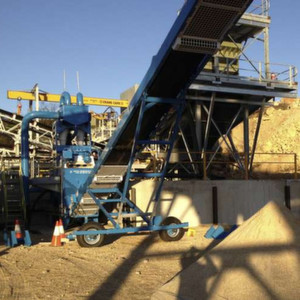 Australian building and construction material supplier Boral invested in a CDE EvoWash 101 fines recovery sand plant complete with an M1508 radial stockpile conveyor and a LQPP 25 flocculant make up and dosing system.