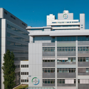 Bayer reseach facility in Berlin. The company boost its healthcare business with the acquisition of Algeta of Norway.