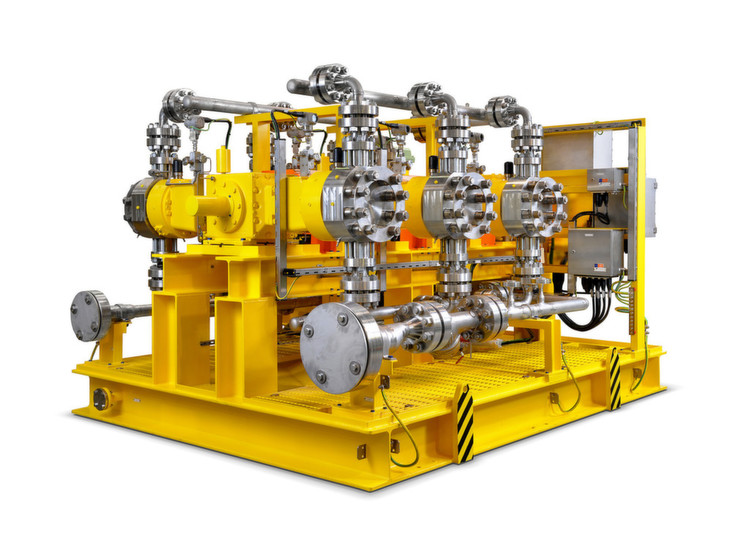 Pictures mega order lewa supplies major gas project in the the process diaphragm pumps will be used in saudi arabia for the injection of monoethylene glycol picture lewa ccuart Gallery