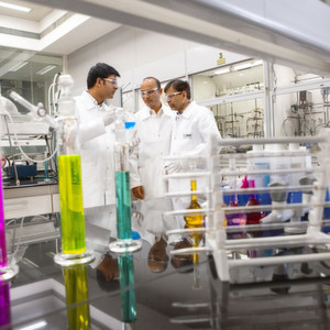 BASF Opens Global R&D Center in Mumbai