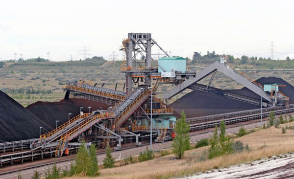 Automated Materials Handling For Coal Fired Power Plants