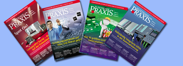 Die Kompendien der ELEKTRONIKPRAXIS - gesammeltes wissen kostenlos zum download, als e-Paper oder als gedruckte Ausgabe.