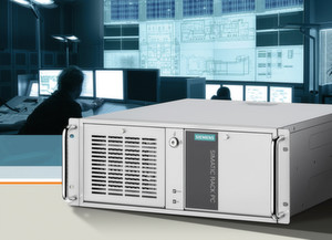 Siemens industrial PCs are designed for tough environments.