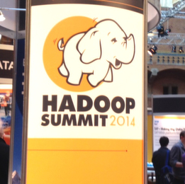 Hadoop Summit 2014 in Amsterdam