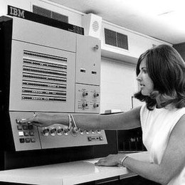 7. April 1964: Der IBM-Mainframe System 360