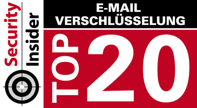 Security-Insider hat die Top 20 der Mail Encryption Tools identifiziert.