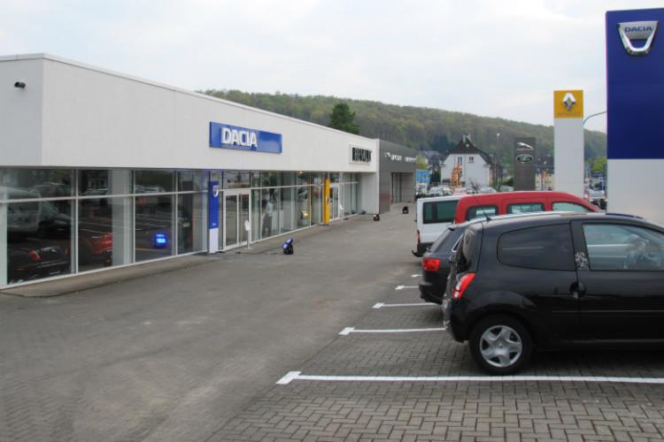 Autohaus Eylert bilder autohaus eylert eröffnet mehrmarkenstandort