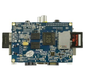 Banana Pi: Allwinner-A20-SoC-basierende Raspberry-Alternative