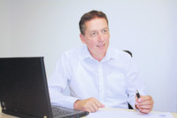 "Frank Neubauer ist Produkt-Manager für ""MonIToring-Energy.sys"" bei RZ-Products"