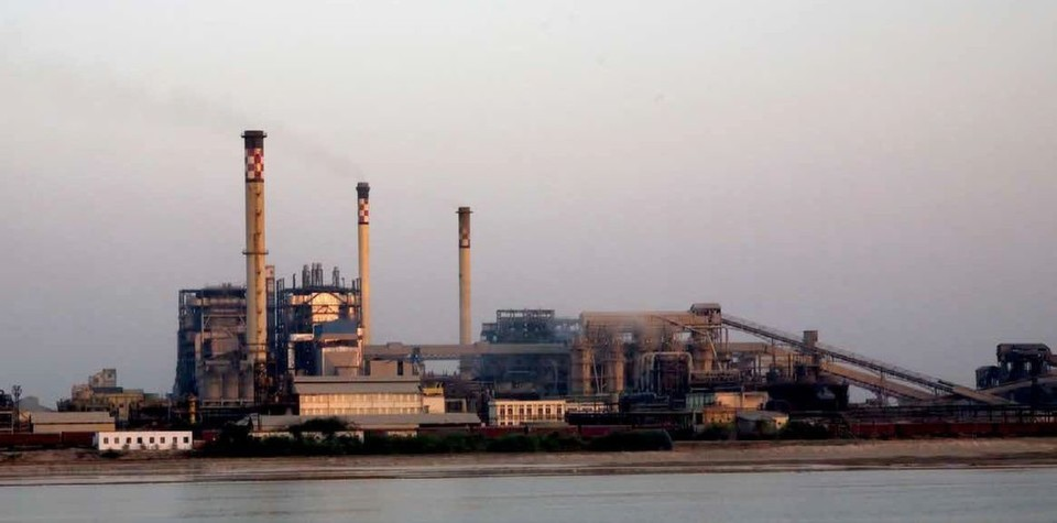 The Mithapur plant of Tata Chemicals
