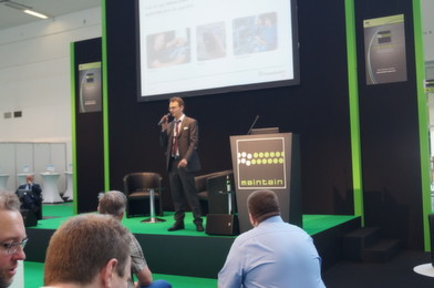Maintain 2014 – The Best of Europe's Showfloor for Plant Maintenance