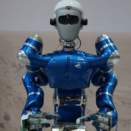 The Rise of the Robots - at Automatica 2014